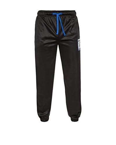 Nebulus Pantalone Felpa Baffin [Nero]
