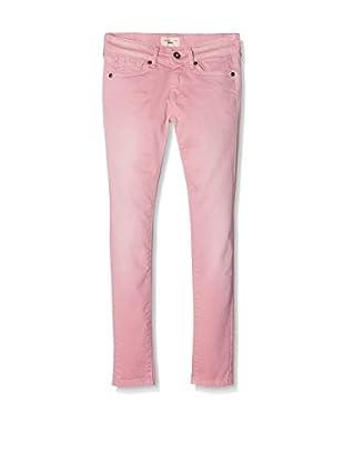 Pepe Jeans London Pantalón Pixlette (Rosa Claro)