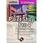 PAINT SHOP PRO 4. Avec Cd Rom