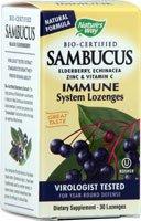 Sambucus Immune Lozenge (Formerly Sambucol Immune System Formula (Kosher) - 30 - Lozenge