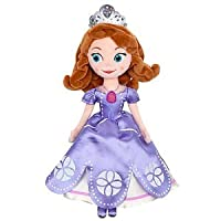 "Disney Sofia Plush - 13"" : Sofia the First: Once Upon a Princess from Disney"
