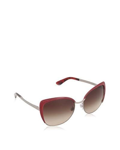 Dolce & Gabbana Gafas de Sol 2143 125213 (57 mm) Rojo / Plateado