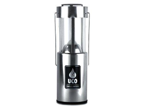 Uco Original Candle Lantern (Aluminum) front-987005