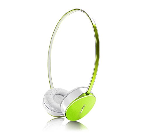 Rapoo S500 Wireless Bluetooth Headset Microphone (Green)