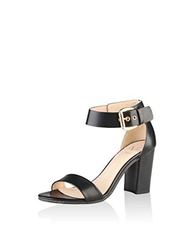 VERSACE 19.69 Sandalo Con Tacco Marie [Crema]