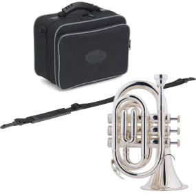 Jean Baptiste PT384S Pocket Trumpet
