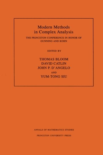 modern-methods-in-complex-analysis-the-princeton-conference-in-honor-of-gunning-and-kohn-am-137-anna