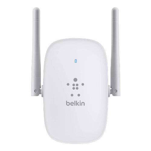 Belkin N300 Dual Band Wireless N Range Extender (Wi Booster compare prices)