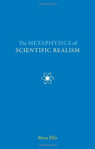 The Metaphysics of Scientific Realism
