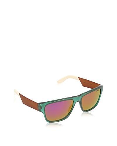 Carrera Gafas de Sol CARRERA 5014/S VQ8QF_8QF-55 Verde / Marrón