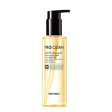 tonymoly-pro-clean-smoky-cleansing-oil-150ml