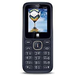 iBall Crown 2 Dual Sim Mobile Phone (Black - Gold)