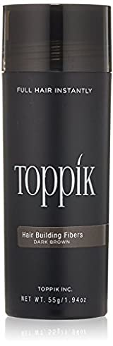 Toppik Hair Building Fibers - Dark Brown (55g/1.94oz)