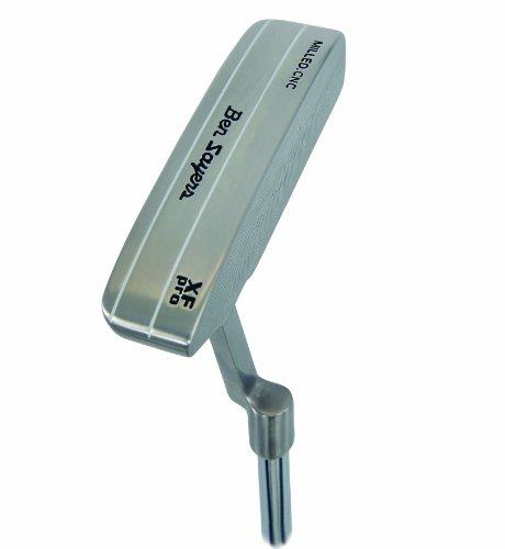 Ben Sayers Herren Golfschläger/Putter XF Pro aus Edelstahl mit Schlägerhaube, silberfarben