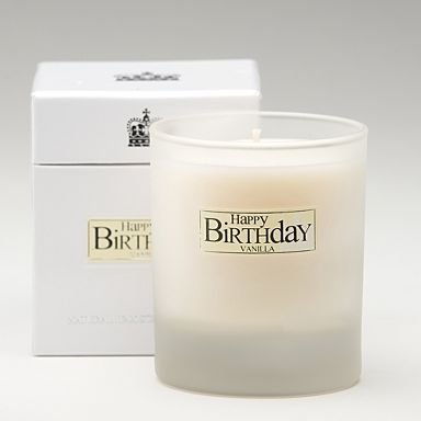 Bluebell 33 Happy Birthday Scented Candle - Vanilla from Bluebell 33