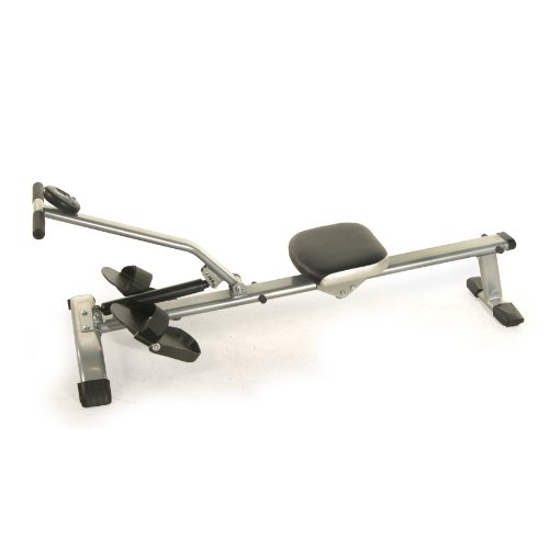 Discover Bargain Stamina InMotion Rower, Silver