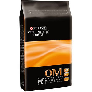 Purina om overweight management dog food 32 lb dry pet for Purina game fish chow