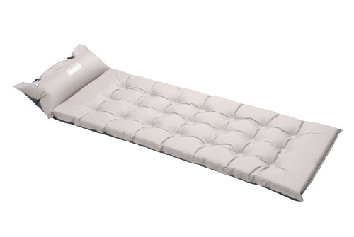 Coleman Self-Inflating Camp Pad with Pillow (Coleman Sleep Pad compare prices)