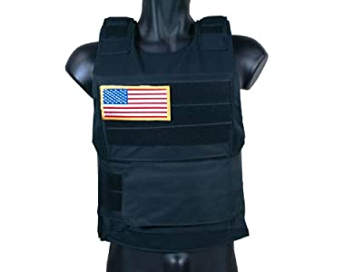 MetalTac® Tactical Vest Navy style Law Enforcement Body Protection
