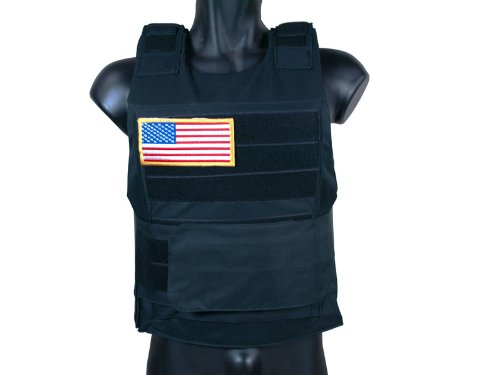 MetalTac® Airsoft Tactical Vest Navy style Body Protection