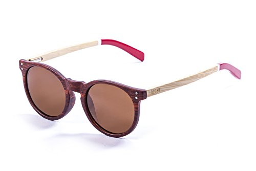 ocean-sunglasses-lizard-lunettes-de-soleil-mixte-adulte-bamboo-brown-frame-wood-natural-white-red-ar