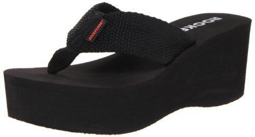 Rocket Dog Women's Crush Platform Thong Sandal