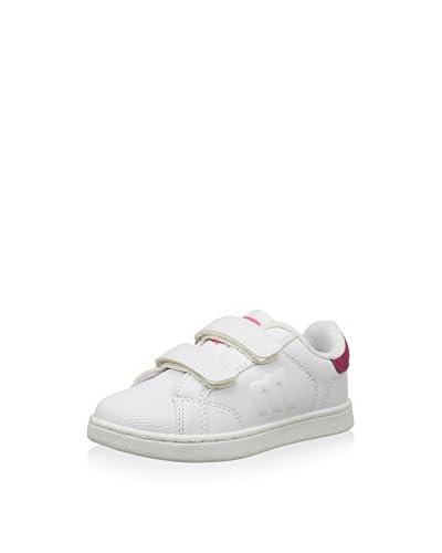 Mtng Sportschuh weiß/pink