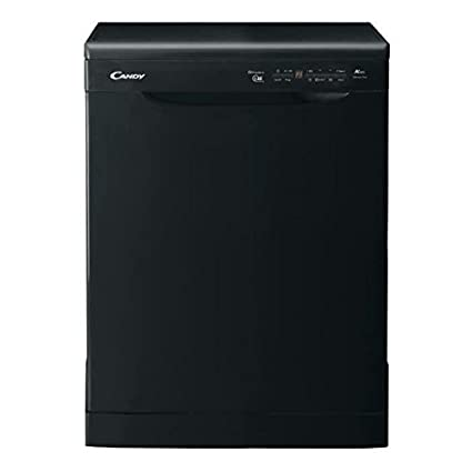 Candy cdp6674n lave-vaisselle 16 couverts noir