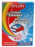 Inventive-Action DYLON - 80687 - COLOUR CATCHER + OXI STAIN REMOVER, - Pack of 5