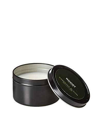 Bluewick Candles 8-Oz. Gardenia Bloom ROOST London Everyday Scented Candle Travel Tin