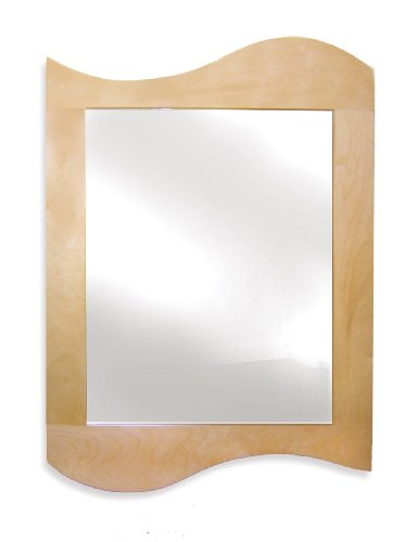 Room Magic RM10-NT Wall Mirror Natural Wave