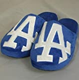 Los Angeles Dodgers MLB Big Logo Hard Sole Slide Slippers