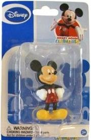 "Disney Mickey Mouse Clubhouse 2""-3"" Figurine Cake Topper - 1"