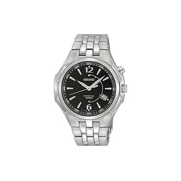 Seiko Kinetic Steel Bracelet Men's watch #SKA515