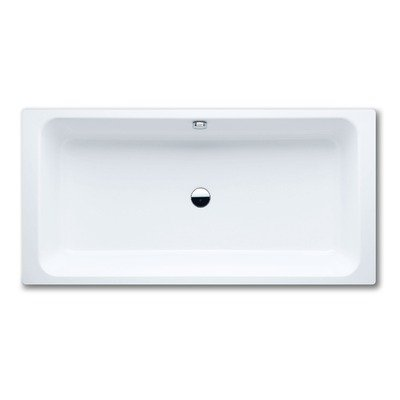 Kaldewei 144-4 Bassino Soaker Feet Included Freestanding Tub, Alpine White