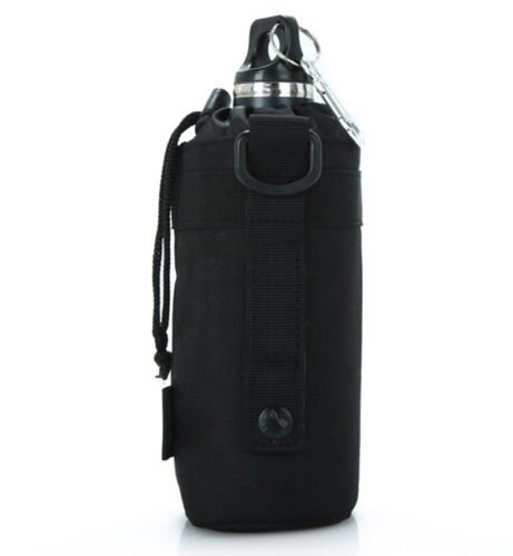 Xidaje Portable Tactical Gear Military Water Bottle Bag Kettle Pouch With Backpack Outdoor Sport front-573582