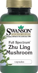Full Spectrum Zhu Ling Mushroom 400 mg 60 Caps by