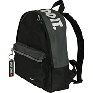 Nike Mini Backpack - Black and Grey, Ideal for when you're