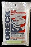 Oreck-PartPKBB12DW---Genuine-Buster-B-OLEC-Hypo-Allergenic-Filter-System-Bags-Fits-All-Oreck-Handheld-Vac-Models-BB180-BB280-BB850-BB870-BB880-BB900-BB1000-BB1100-BB1200-MV160-and-CC1600---12-Package