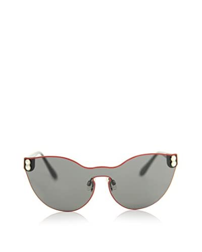 Moschino Gafas de Sol SGV-462-K56X Blanco / Rojo