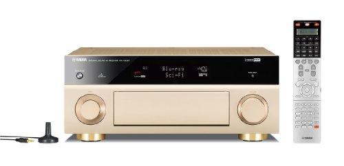 【Amazonの商品情報へ】YAMAHA AVレシーバー (ゴールド) RX-V2067N