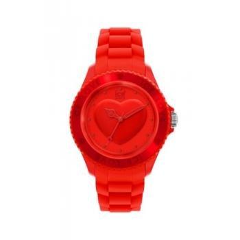 Ice Watch Love Red Dial Women'S Quartz Watch - 102132