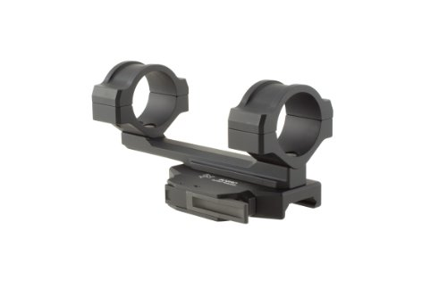 Accupoint Quick Release Flattop Mount, 1 -Inch
