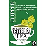 Clipper Green Tea & Nettle 25 Tea Bags
