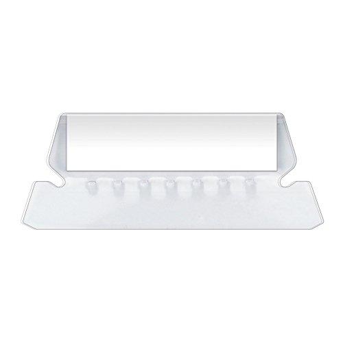 pendaflex hanging folder tabs 2 clear 25 tabs and inserts per pack 42. Black Bedroom Furniture Sets. Home Design Ideas