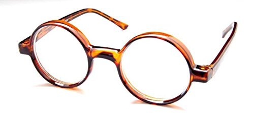 the-cambridge-iris-style-round-reading-glasses-totally-round-175-brown-tortoise-carrying-case-includ