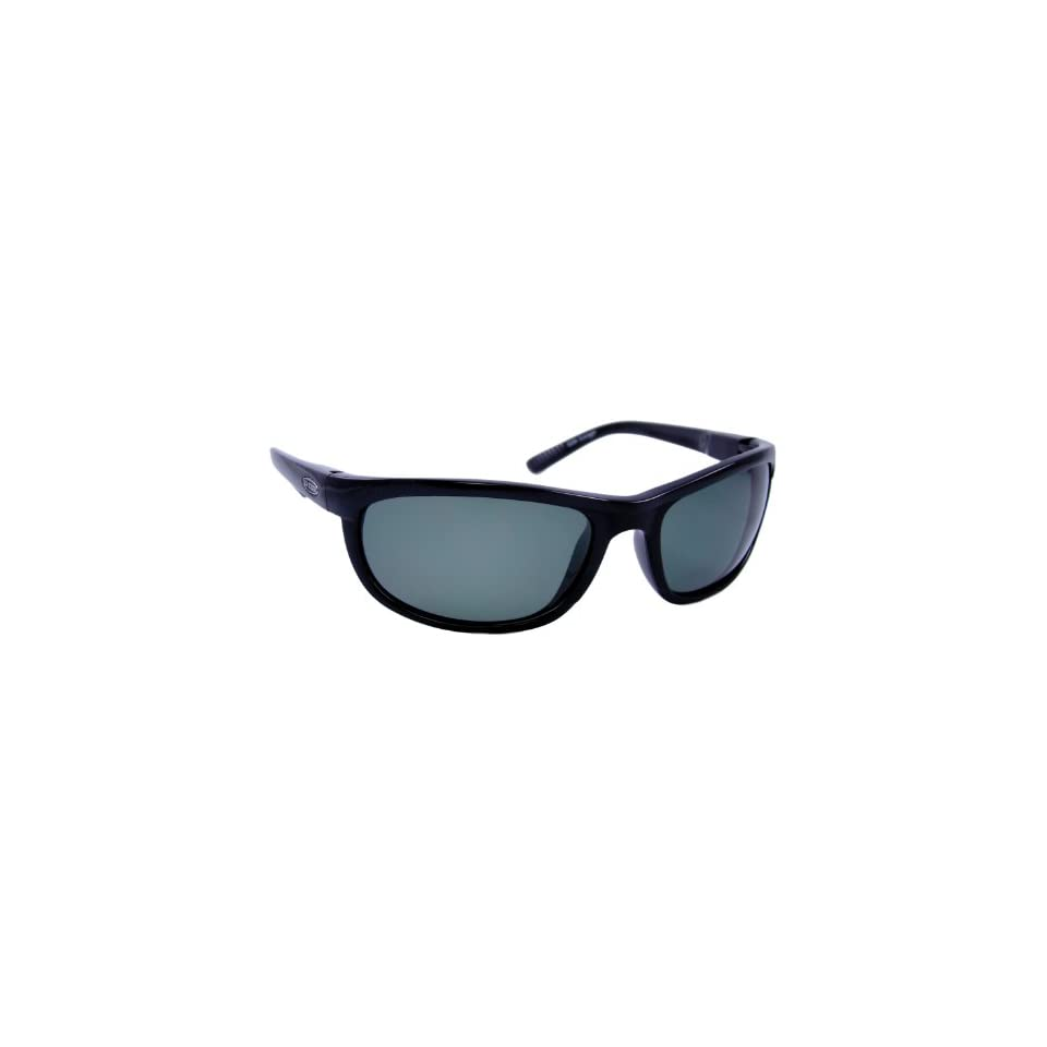 9df18b2894 Sea Striker Outrigger Polarized Sunglasses with Black on PopScreen