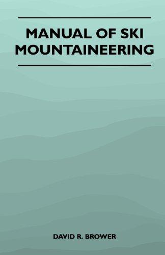 Manual of Ski Mountaineering