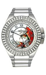 Ed Hardy Princess - Koi Women's watch #PR-KI