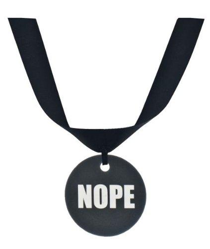 "Ganz Grumpy Cat Collar Accessory ""Nope"" - 1"
